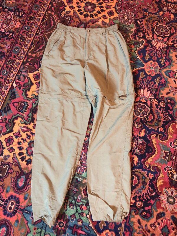 Royal Robbins Women's Convertible Pants/Shorts Size Small EUC