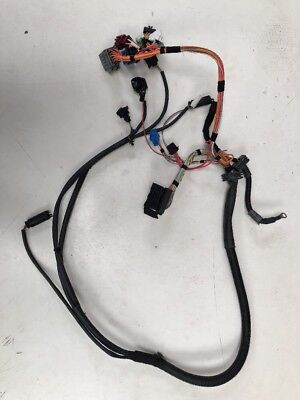 BMW Z4 E85 2004-2008 2.0i GEARBOX WIRING LOOM HARNESS CABLING 7552382