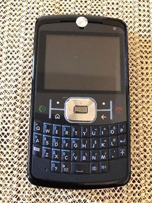 Motorola Moto Q 9c - Black (Alltel) Cellular Phone