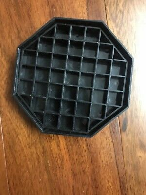 Coffee Counter-top Octagon Drip Tray - 4 1/4""