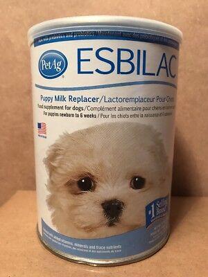 PetAg Esbilac Powder Puppy Milk Replacer & Dog Food Supplement - 12 oz