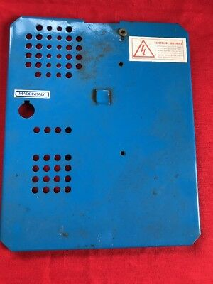 Clarke Mig Welder - Cover Back Rear Panel - Parts Repair Weld 100e Mk2 - Xe