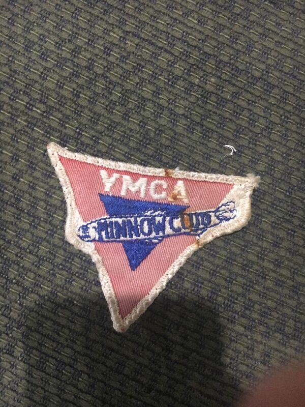 Older YMCA Minnow Club Patch