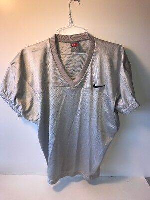 - Like New NIKE ADULT CORE PRACTICE JERSEY GRAY