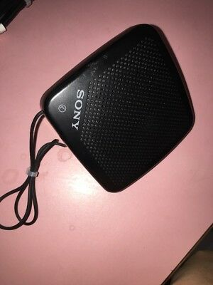 Vintage Sony Walkman SRS-5 Mini Portable Stereo Speaker Headphone Jack for sale  Shipping to India