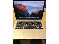 Macbook pro 13 Late 2013 with retina screen