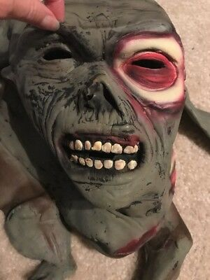 Scary Halloween Mask Full Face Monster Cosplay Festival Party Costume Latex - Scary Halloween Monsters