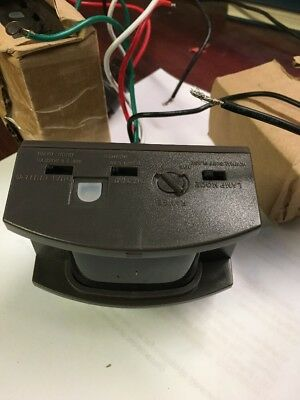 Photoelectric Switch Motion Sensor Model No.5597