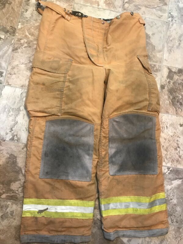 Lion Bodyguard Firefighter Turnout Gear Bunker Pants 40 X 30