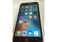 APPLE iPHONE 6 16GB SPACE GREY UNLOCKED ANY NETWORK SCREEN LIKE BRAND NEW NO MARKS OR SCRATCHES