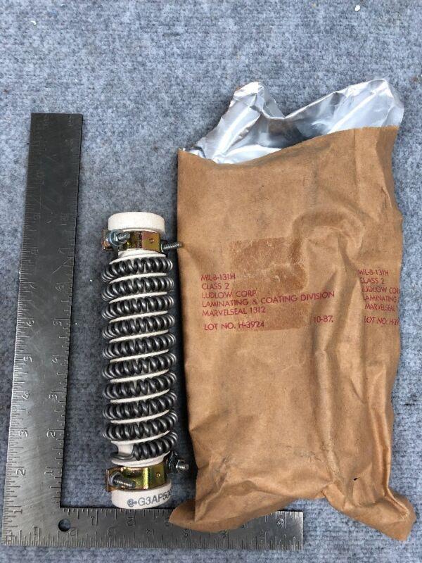 CUTLER HAMMER G3AP50 FIXED WIRE WOUND RESISTOR