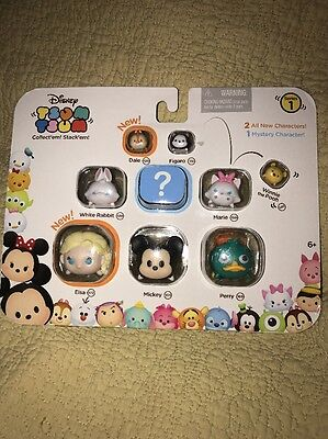 Disney Tsum Tsum 9 Pack Set #1 New In Box Sold Out