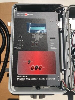 Beckwith Electric M-6280a Digital Capacitor Bank Control
