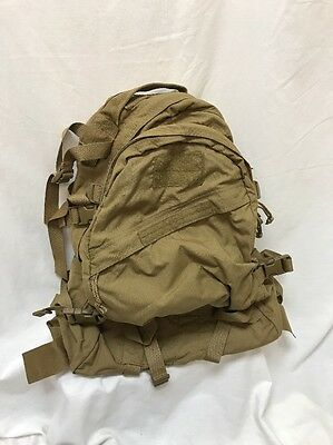 Eagle Industries A-III 3 Day Assault Pack Coyote 500D Backpack Bag Corder EIUI, used for sale  Woodbridge