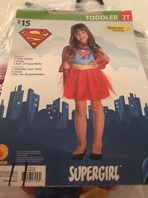Supergirl Halloween Costume Toddler (Supergirl Halloween Costume Toddler)