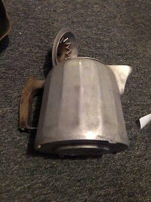 Wagner Low Percolator Sidney, O 8 Cup, 2 Qt. Coffee Percolator