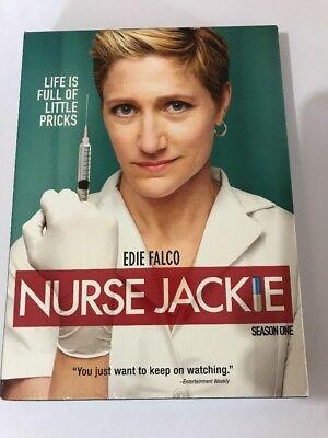 Nurse Jackie: Season One (DVD, 2010, 3-Disc Set, Canadian) for sale  Ingersoll