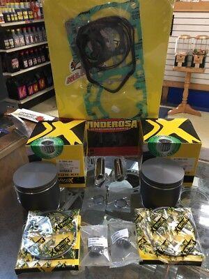 - 00'-07' Ski-doo MXZ 800 HO Top End Kit, 82mm STD Bore, Pistons, Gaskets, Summit