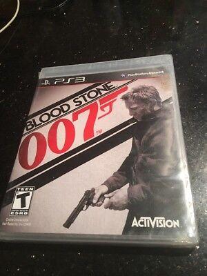 James Bond 007: Blood Stone - Playstation 3  Brand New Factory Sealed comprar usado  Enviando para Brazil