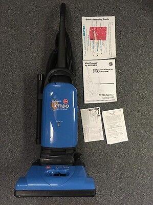 Hoover U5140900 Tempo Widepath Bagged Upright Vacuum U5140 900
