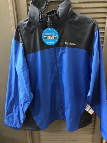 Columbia Men`s Glennaker Lake Rain Jacket