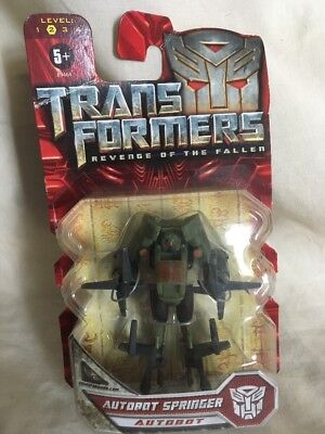 Transformers Action Figure Springer ROTF Legends Legion Class 3-4 inch