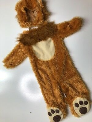 Rubie's toddler Lion Costume halloween X825 6-12 Months - Halloween Costume Lion