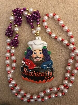 Krewe Of Bacchus Bacchatality Light Up Mardi Gras Beads Need Batteries