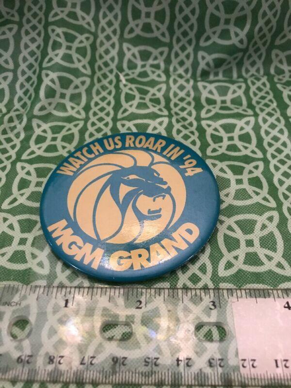 MGM Grand Watch Us Roar In