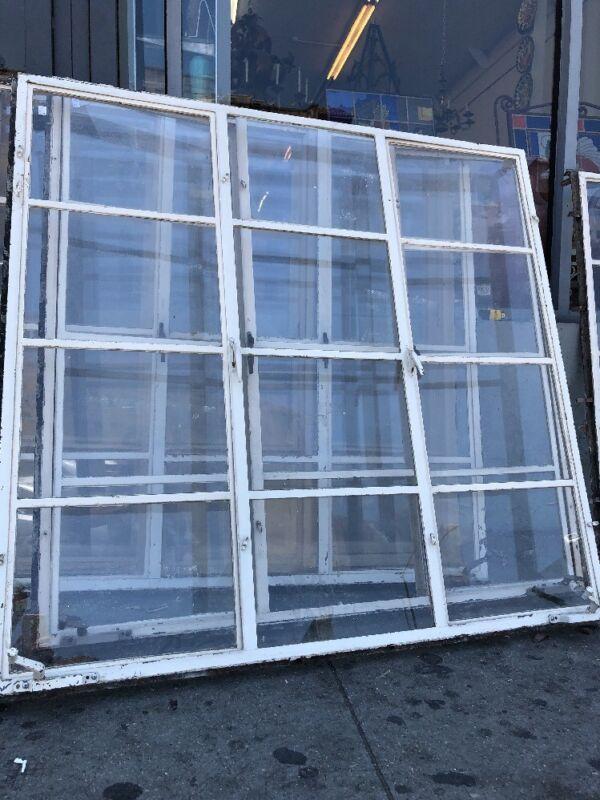 Double Metal Case Window 53 X 51 Wide