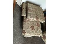 Sofa Settee Pillows For 2 And 3 Seater