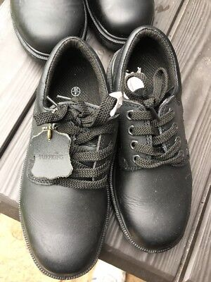 Tuffking Safety Shows Size 4 2 Pairs