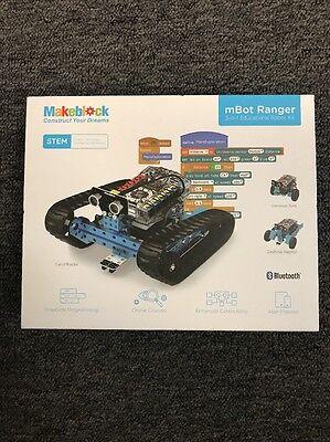 Makeblock mBot Ranger Transformable STEM 3-in-1 Educational Robot Kit