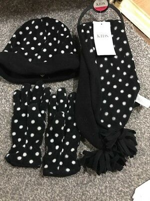 M&S Kids' Hats, Scarves & Gloves Set with Thinsulate RRP£14 for sale  Manchester