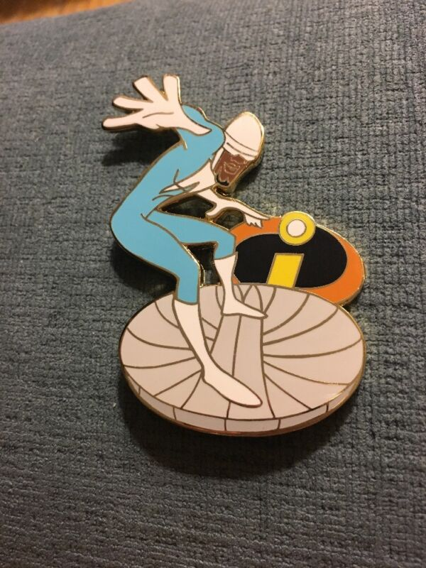 Disney Auctions The Incredibles Frozone Pin LE 100