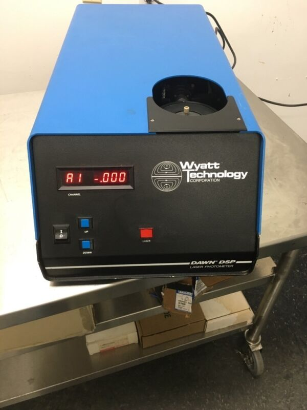 WYATT TECHNOLOGY CORP -  DAWN DSP LASER PHOTOMETER