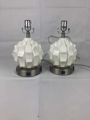 Used, 2 table/desk lambs USB plug-in 16x6 for sale  Shipping to Nigeria