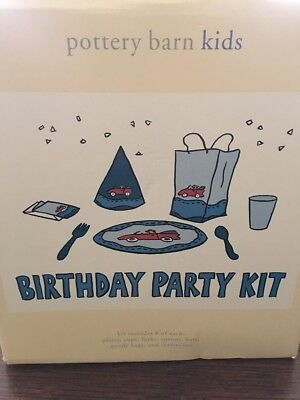 Pottery Barn Kids - Birthday Party Kit Free Shipping!  Retailed For - Barn Decorations For Parties