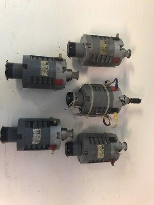 Charmilles Edm Motors X Y Z U V Axis Minertia 2