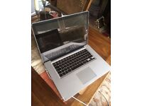 15' Apple MacBook Pro 2.66Ghz i7 Dual Core 4gb 500GB HDD Logic Pro X Cubase Ableton Reason