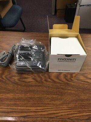 New Maxon Tpa-1125 Dual Slot Radio Charger For Tp-4800 Handheld Ltr Radio