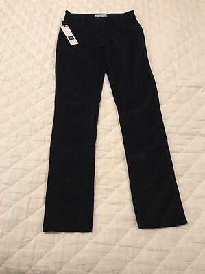 James Jeans The Best Fit Black Navy Legging 26 Velvet Legging NWT (Best Fitting Black Leggings)