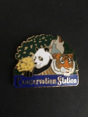 Disney Conservation Station Pin  Good Condition
