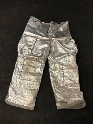 Lion Janesville Firefighter Proximity Pants Psax-90 Sz. 40l Turnout Gear