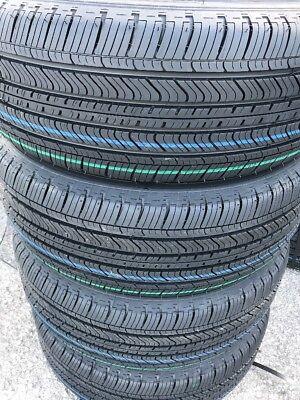 4 X Michelin Primacy Mxv4 215 55R17 Tires 93V
