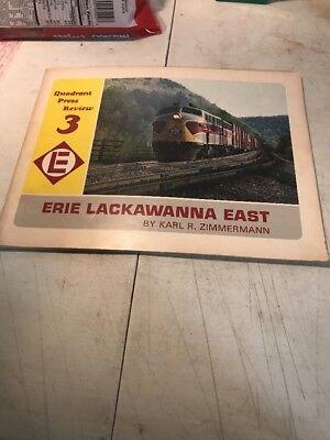 Erie Lackawanna East by Karl R. Zimmermann 1975