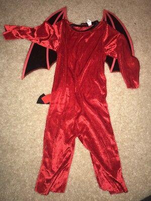 Cute As A Devil Infant Boys Costume 12-18 Months - A Devil Costume
