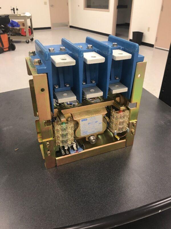 JENNINGS 3ø high voltage vacuum contactor RP 133-2332-00
