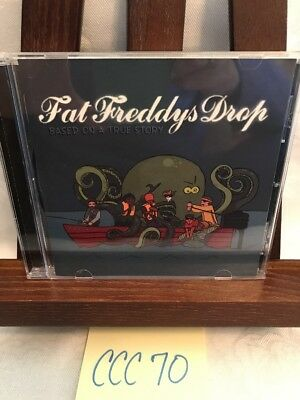 Fat Freddy's Drop - Based on a True Story CD! FREE SHIPPING! (Fat Freddy Based On A True Story)