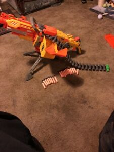 Nerf Havok Fire